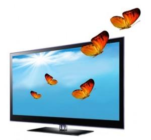 3D television concept