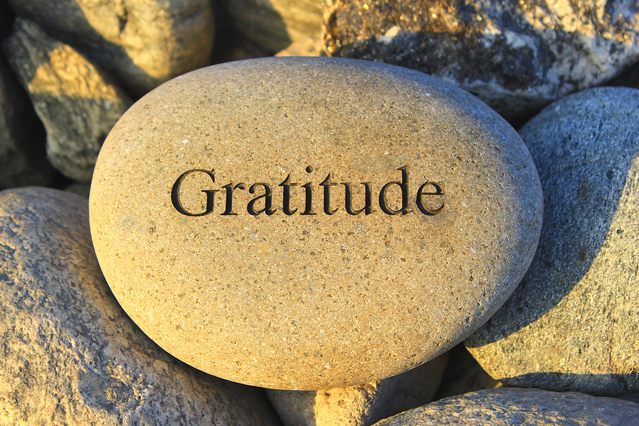 ThanksGiving Special ~ The Gift of a Gratitude Share (and how to hold one)