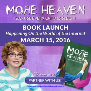 More Heaven Book Ad